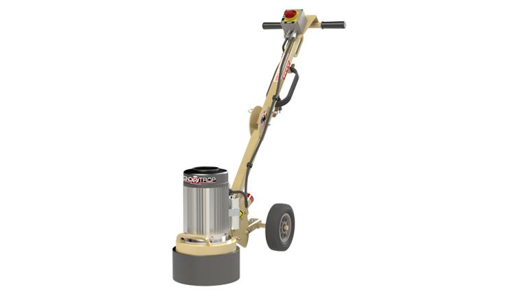 TL-9 Machine Slider