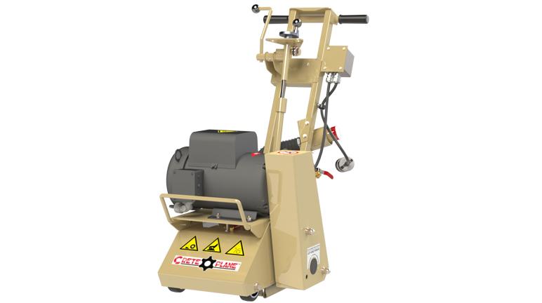 CPM-8 Electric Machine Slider