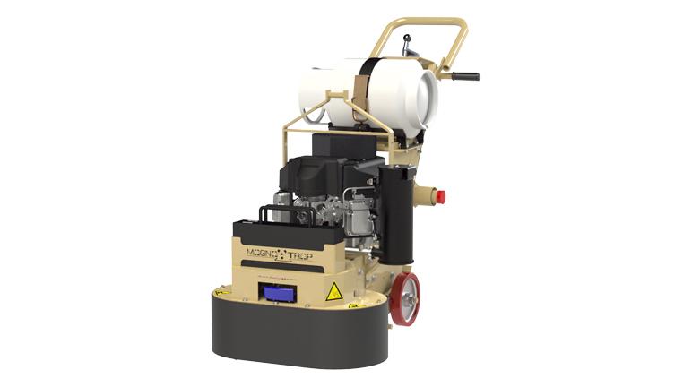 2D-HD Propane Machine Slider